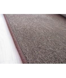 Schlingen Teppich Marco braun verschiedene Abmessungen
