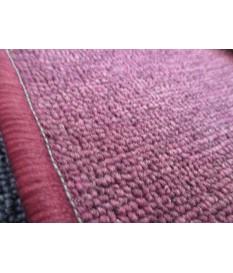 Schlingen Teppich Marco lila verschiedene Abmessungen