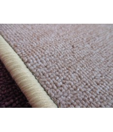 Schlingen Teppich Marco beige verschiedene Abmessungen