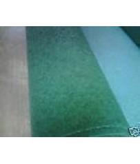 Kunstrasenteppich grün 133cm (2,89 €/m²) ohne Noppen