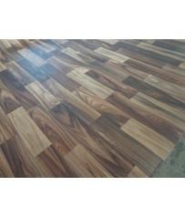 PVC CV Bodenbelag (11,90 €/m²) Walnuss Natur Holz Dekor 400 cm Boden
