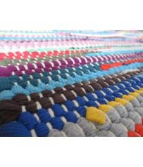 Fleckerl - Handweb Teppich in 300 x 200 oder 400 x 200 cm