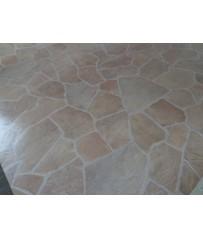 PVC CV Bodenbelag Bruchstein Home 200 cm (6€/m²) 2 Meter Boden