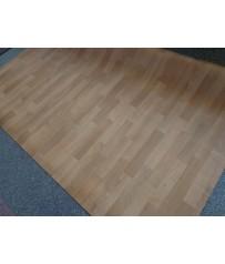 PVC CV Bodenbelag (11,90 €/m²) Buche Natur Holz Dekor 400 cm Boden