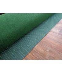 Kunstrasen Balkon Garten grün 200 cm (3€/m²) mit Noppen Sale