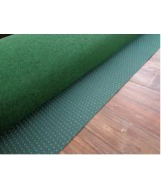 Premium Kunstrasen Fertigrasen Balkon Garten grün 200 cm (10€/m²) mit Noppen