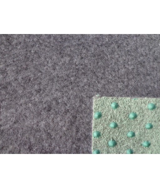 kunstrasen rasenteppich grau in 400 cm breite. Black Bedroom Furniture Sets. Home Design Ideas