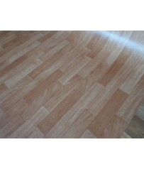 PVC CV Bodenbelag (4,50 €/m²) Eiche natur Holz Optik 200 cm Boden