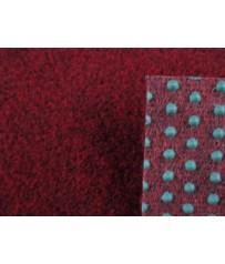 Kunstrasenteppich Comfort rot 133cm (4,95 €/m²) mit Noppen