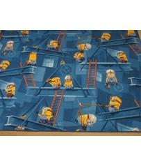 Kinder Spiel Teppich Minions BANANAAAA!!! verschiedene Abmessungen