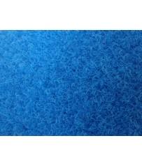 Kunstrasenteppich Comfort blau 133cm (4,95 €/m²) mit Noppen