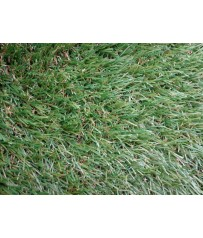 Luxus Kunstrasenteppich Start grün 200 cm (35 €/m²) Rasen Hochflor