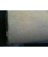Nadelfilz Bodenbelag (2,29 €/m²) Teppichboden in sisal beige 200 cm Breite B1
