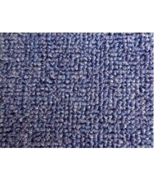 Teppichboden (8€/m²) Schlinge Rubi blau *78* Auslegware 400 cm