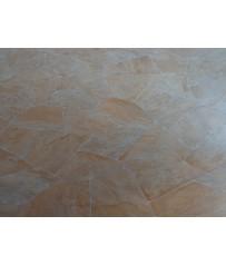 PVC CV Bodenbelag (21 €/m²) Bruchstein Optik beige 400 cm Boden